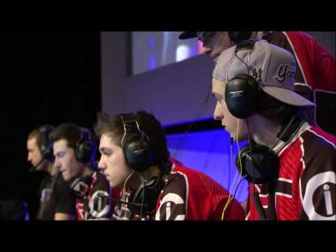 VvV Vs FaZe - Game 2 - CWR1 - MLG Dallas 2013