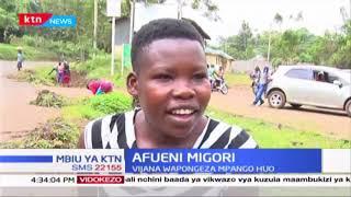 Mbiu ya KTN |  Sankok awasilisha ujumbe, Kazi mtaani Kisii, Afueni Migori, | Part 2
