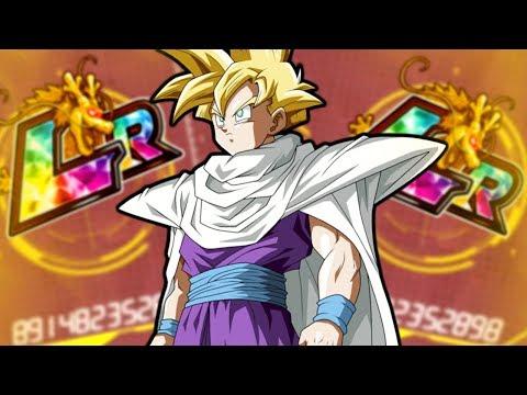NANO PULLS AN LR BEFORE RHYMESTYLE?! LR DUAL SUMMONS! Dragon Ball Z Dokkan Battle