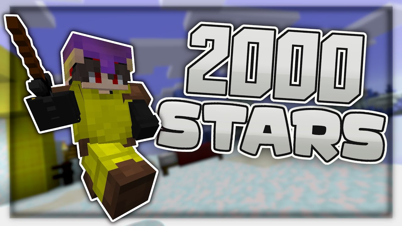 2000 Star | A Bed Wars Montage