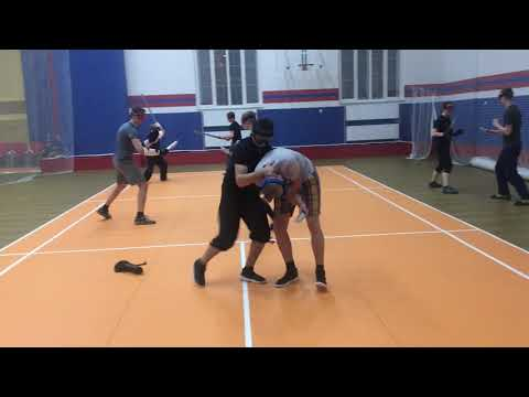 A.C.T. Russia - Knife defense. Utilizing your environment. Защита от ножаю