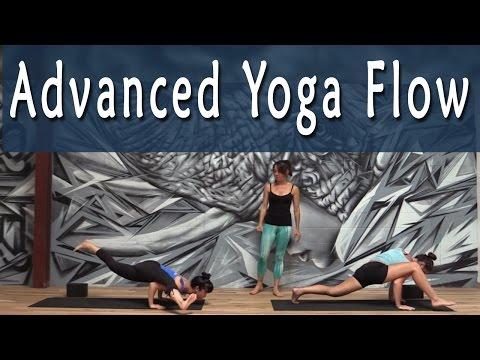 Yoga Workout :: Advanced Yoga Flow ✪