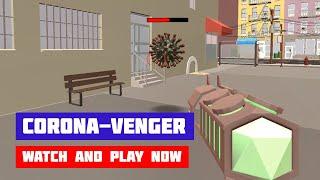 Corona-Venger · Game · Gameplay