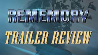REMEMORY Official Trailer REVIEW | Peter Dinklage Movies | Hollywood Movies 2017