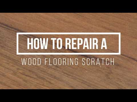 How to Repair Wood Flooring Damages?