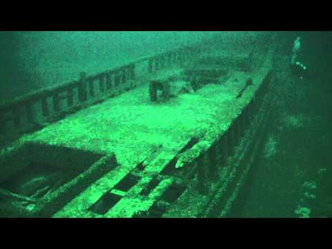 Lake Michigan | Scuba Diving the Northerner Shipwreck in Lake Michigan
