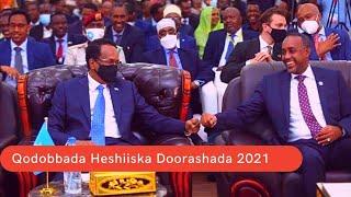 Qodobada Heshiiska Doorashada Soomaaliya 2121