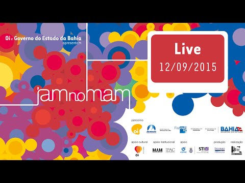 JAM no MAM - Live - 12/09/2015