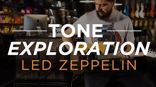 Tone Exploration - Led Zeppelin | CME Gear Demos | Henry Bianco