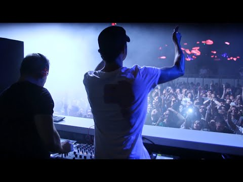 Cosmic Gate @ Label, Charlotte (The Untz Interview & After Movie)