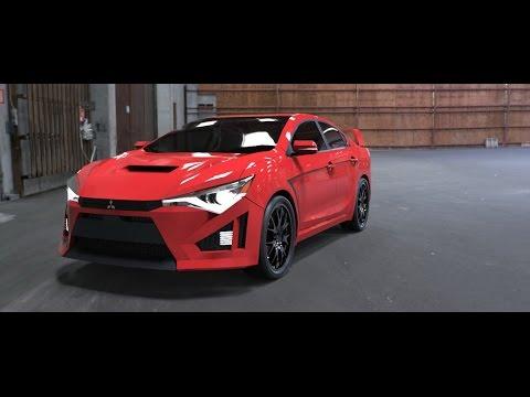 2016 Mitsubishi Evolution Review