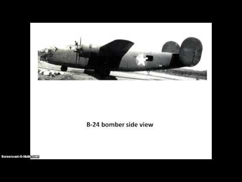 B-24 Bombers Nose Art in WWII