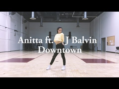 Anitta ft. J Balvin - Downtown | Dani Choreography | @danie_potatho