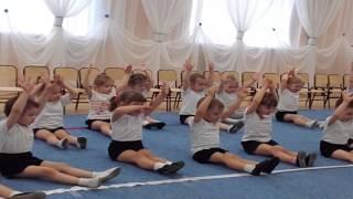 Открытый урок хореографии в саду 68 благовещенск