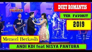 Download Video DUET ROMANTIS !!!  MEMORI BERKASIH - ANDI KDI feat NISYA PANTURA - OM.TALENTA - PATI - JATENG MP3 3GP MP4