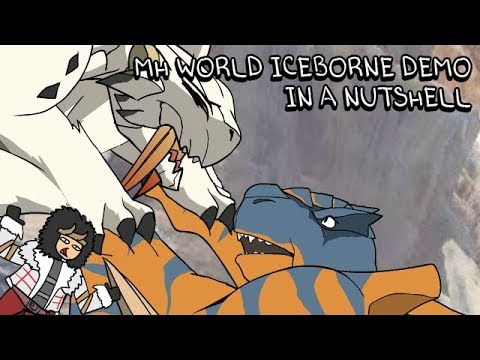 MHWorld shots: MHWorld Iceborne Demo in a Nutshell thumbnail