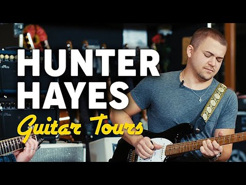 Hunter Hayes - Guitar Tours with Marty Music