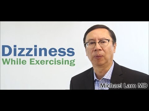 Dizziness While Exercising – All About Postural Blood Pressure