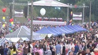 Підопригори зібрали наймасовіший фестиваль області