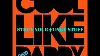 Cool Like Daddy - Strut Your Funky Stuff (Rich B Club Mix) preview