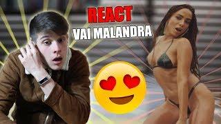 Baixar REACTION VAI MALANDRA (ANITTA )