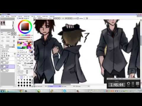 [AC] Speed Paint #30 : Fnaf's : We are not same