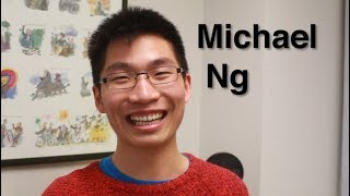 Vlogbridge winner: Michael raps about his first term