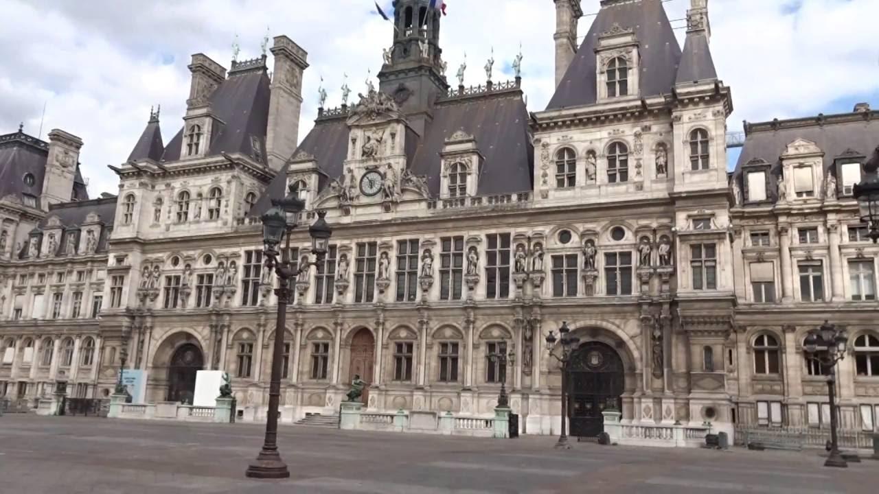 Hotel de ville paris 2016 30 youtube for Hotel deville paris