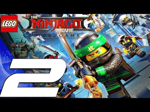 Lego Ninjago Movie Video Game - Gameplay Walkthrough Part 2 ...