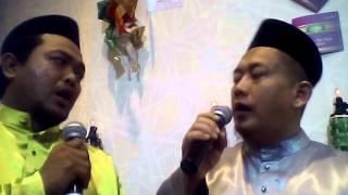 Selawat Nabi berduet majlis Semurni Kasih KL Tower