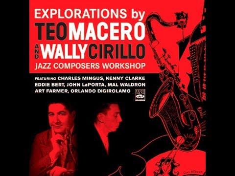 Teo Macero & Wally Cirillo - Explorations (2010)