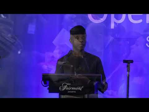 The Vice President of Nigeria's address at the Opening up Ownership Conference