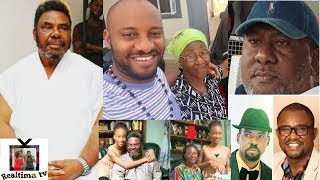 Actor Pete Edochie Family and Things you Probably don39t know about Him