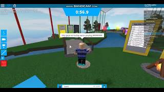 laying speed run on roblox... I QUIT!!!!