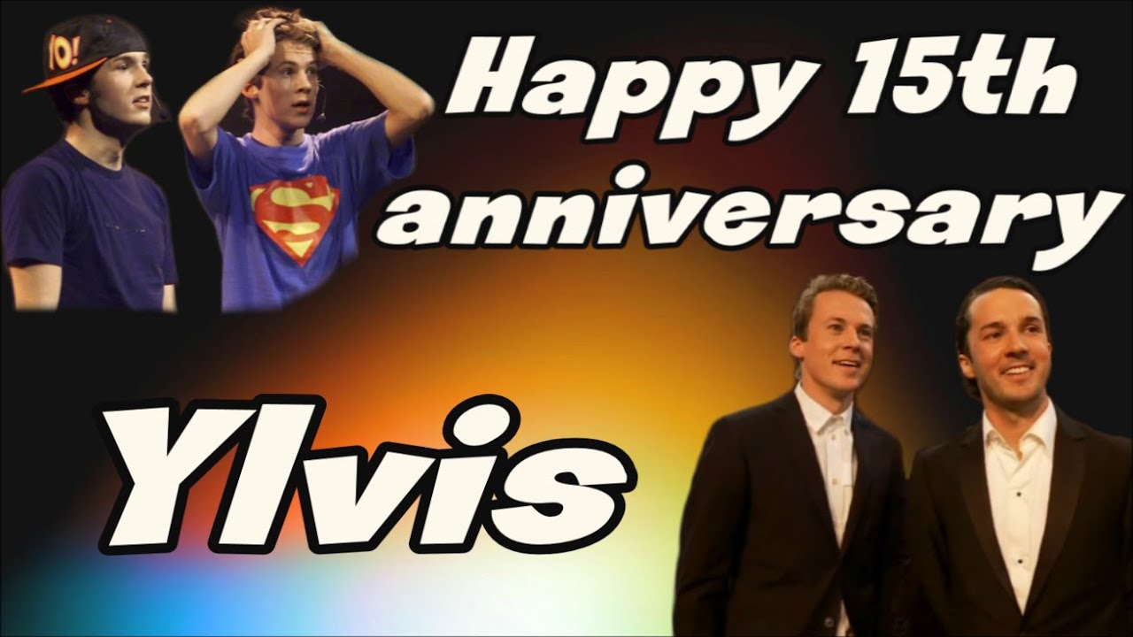 Ylvis - Happy 15th anniversary (eng.subs)