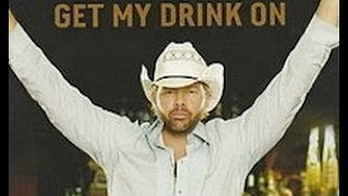 Watch Toby Keith Get My Drink On video
