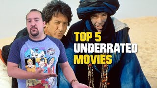 TOP 5 UNDERRATED MOVIES