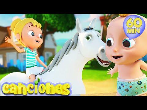 Ella Vendr Por La Montaa y Las Mejores Canciones Infantiles | LooLoo