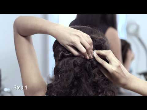 Ramp Ready Hairstyles by TRESemmé - Side Sweep Travel Video