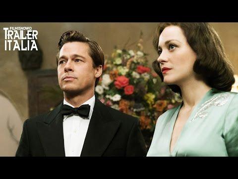 Brad Pitt e Marion Cotillard insieme in ALLIED - UN'OMBRA NASCOSTA | Trailer Italiano