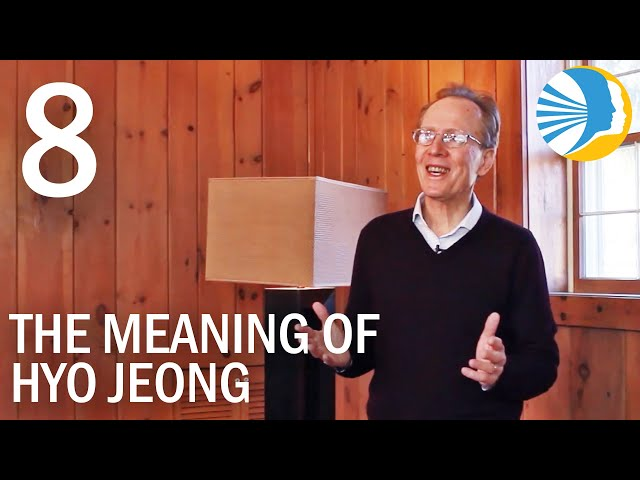 The Meaning of Hyo Jeong - Part 8 - The Trapeze Jump to True Parents