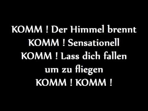Music video Tokio Hotel - Komm