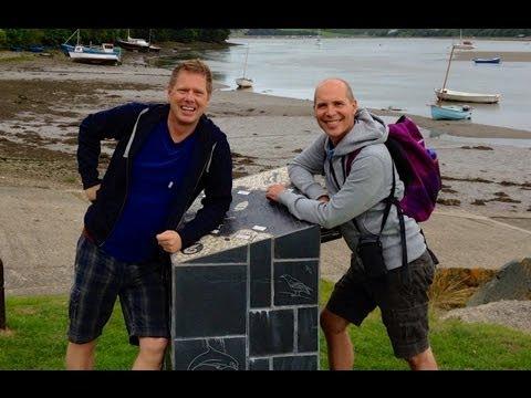 Mark & Howard's Beautiful Walks - Pembrokeshire Coastal Path Episode One