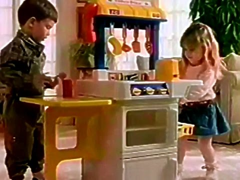Fisher-Price Kitchen Set TV Commercial HD