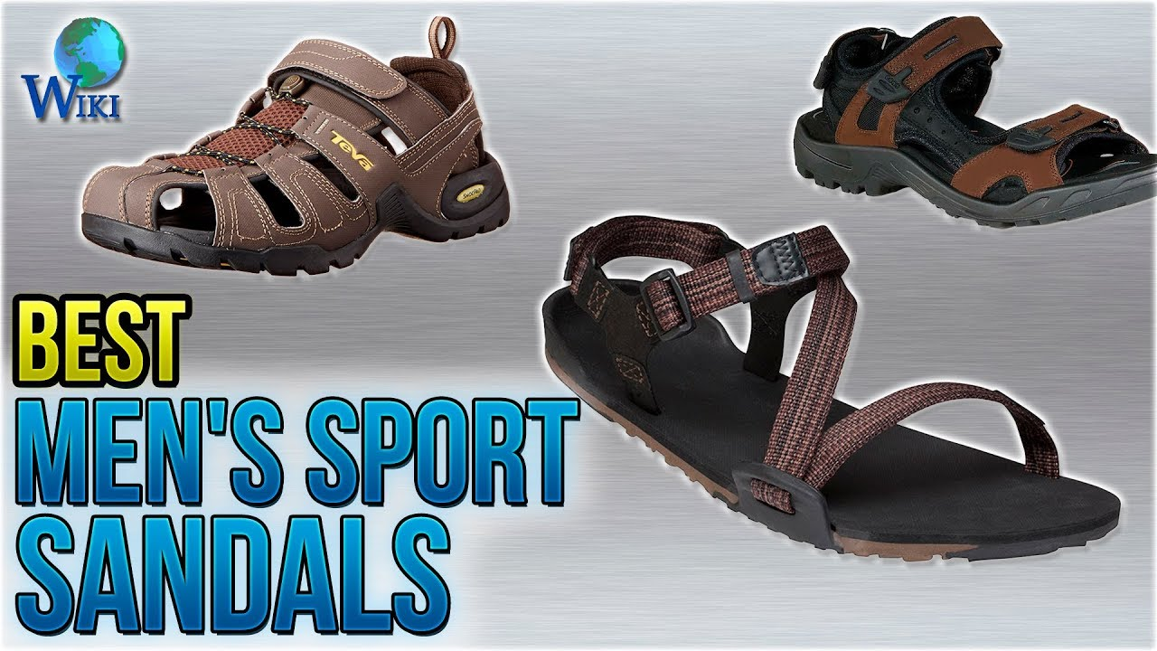0ee7a4ad0963 10 Best Men s Sport Sandals 2018 - YouTube