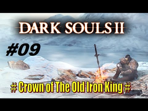 Dark Souls 2, DLC - Crown of The Old Iron King #09. Matando Gank Mob Fácil, Secrets, Anéis e Mais.