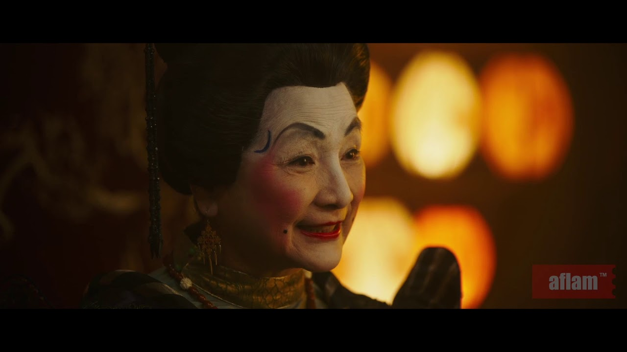 Mulan Movie Trailer