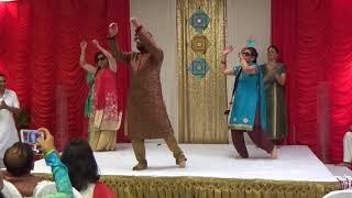 Diwali Cultural Event 2017 - BrahmaKumaris, Milpitas Center, USA - Punjabi Group Dance Variations