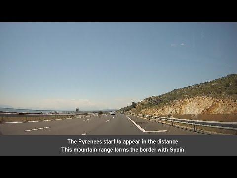 France: A9 Narbonne - Perpignan