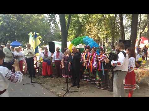 Співочий мер Борисполя